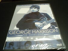 "DVD NEUF ""GEORGE HARRISON (THE BEATLES) - THE QUIET ONE"" documentaire inedit"