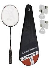 Browning Plasma Platinum 70 Badminton Racket + 6 Carlton Shuttles RRP £320