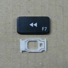 """New replacement F7 Key with Type B clip, Macbook Pro Unibody  13"""" 15"""" 17"""""""