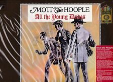"MOTT THE HOOPLE ""ALL THE YOUNG DUDES"" 150 GRAM RED VINYL REISSUE DAVID BOWIE"