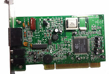 ACORP M56PIH INTERNAL PCI MODEM CARD 56Kbps DATA FAX VOICE CONEXANT CX06834-11