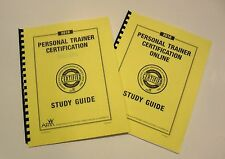 AFAA Personal Trainer Certification Study Guide *FILLED IN* for Online & On Site