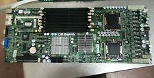 SuperMicro X7DBT dual XEON CPU Server Board w/RSC-R1U-E8R Riser & SIMSO+ Module
