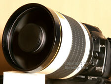 Spiegeltele 800mm f Sony Alpha 57 58 65 65v 77 99 77-II 55 55l 55v, 55v 55y 33