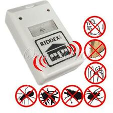 Applied Riddex Plus Electronic Pest Rodent JMHG Control Repeller 220V Eu plug