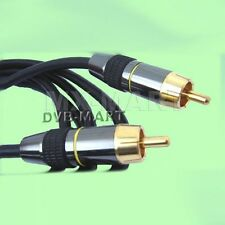 COAXIAL S/PDIF DIGITAL AUDIO RCA CABLE SPDIF 75OHM DVD