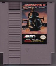 AIRWOLF AIR WOLF CLASSIC NINTENDO GAME ORIGINAL NES HQ