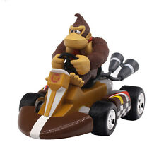 New Super Mario Bros Donkey Kong Pull Back Racer Kart Car Kid Toy Gift