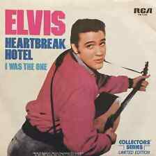 "ELVIS PRESLEY ‎- Heartbreak Hotel/I Was The One (7"" Single) (EX+/EX)"
