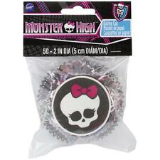 Wilton MONSTER HIGH Birthday Party Theme Baking Cups Pkg. 50 Cupcake Liners