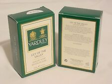 YARDLEY LONDON LILY OF THE VALLEY LUXURY SOAP 100g/3.5oz #8503