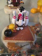 TWEETY KING PIN BOWLING WB RON LEE WARNER BROTHERS LT445 Limited Edition 593/750