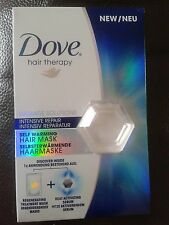 1X Dove Hair Therapy Intensive Repair Damage Solution Self Warming Hair Mask