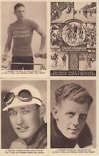 TOUR DE FRANCE CYCLING CYCLISME BICYCLE VELO RACING SPORT 27 CPA (1937-1938)