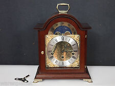 FRANZ HERMLE 430-020A TISCHUHR MONDPHASE WESTMINSTER  mantle clock moonphase