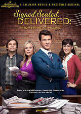 Signed, Sealed, Delivered: From Paris with Love (DVD, 2016)