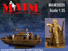 US Navy Vietnam - Pibber Crew #1 / 1/35 Scale military model - resin kit