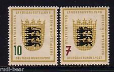 Bund Nr.   212-13  **  Landesausstellung Baden Württemberg