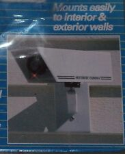 Safety Security Camera Look-a-Like 74254 with flash led light New!!