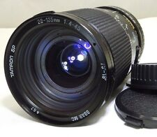 Tamron Adaptall-2 28-135mm F4-4.5 Lens adapted Canon EOS EF cameras T2i T6i 70D