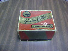 """Vintage Jaleoxe Model 950 """"box only"""" Saltwater Casting Fishing Reel  Awesome box"""