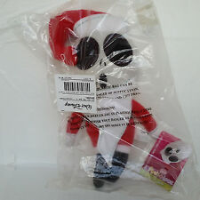 New Disney Jack Skellington Santa Pook-A-Looz Plush Doll Nightmare Before Xmas