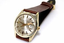 Vintage 1940's Gents Gold Filled Stainless Rolex Tudor Prince Oysterdate 7964
