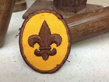 BASIC BOY SCOUT OF AMERICA PATCH