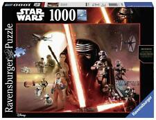 RAVENSBURGER DISNEY PUZZLE STAR WARS VII: THE FORCE AWAKENS 1000 PCS #19549