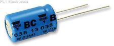 paraVISHAY bc components MAL203859229E3 condensador,radial,100V,22UF precio por