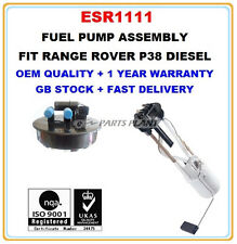 RANGE ROVER P38 2.5 DIESEL INTANK FUEL PUMP ASSEMBLY ESR1111