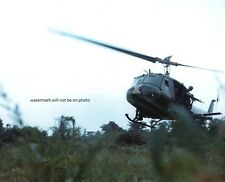 "Combat Assault from a UH-1D Helicopter 8""x 10"" Vietnam War Photo Picture #19"