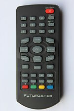 Futuristix Remote for Scart DVB-T receiver DVB-121 Requires 3v CR2025 battery