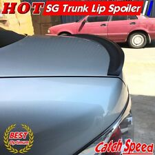 Unpainted SG Type Rear Trunk Spoiler Wing For Honda Civic 2012-2015 Coupe ♘