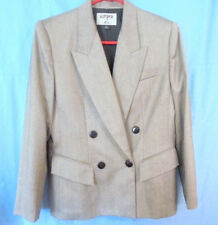 KASPER ASL Women * Double-Breasted Suit * Jacket * Skirt * Size 10 * Career *