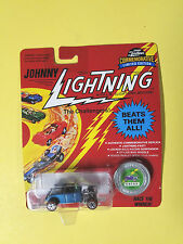 1/64 JOHNNY LIGHTNING-1932 ROADSTER - LIMITED (#08750) SERIES (E) Silver coin