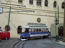 O Gauge Douglas Isle of Man Cable Tram Car 79-82 CARD KIT  0 scale