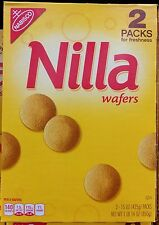 Nabisco Nilla Wafers, 30 oz - Cookies, Low Saturated Fat, FREE Shipping in USA