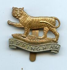 UPPINGHAM SCHOOL OFFICERS TRAINING CORPS CAP BADGE SGTS