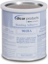 New Epdm Rubber Roof System Water Based Adhesive dicor 901ba-1 Gallon