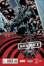 Secret Avengers Vol. 2 (2013-2014) #12