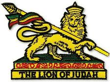 LION of Judah aufbügler/Embroidery Patch # 1