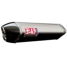 Yoshimura TRC-D System Slip On Stainless Steel SS GSXR1000 2009-2011