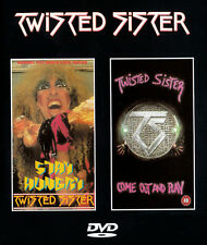 Twisted Sister – Stay Hungry + Come Out And Play + Bonus ( feat. Motörhead ) DVD