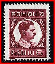 ROMANIA 1932 KING CAROL II SC#411 MNH CV$22.50 one of KEYS in SET MILITARY (D01)