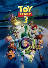 Toy Story 3 Movie Poster #01 24x36