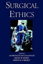 Surgical Ethics (1998, Hardcover)