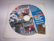 SUZUKI ALSTARE EXTREME RACING gioco pc originale moto corse game