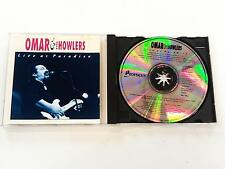OMAR & THE HOWLERS LIVE AT PARADISO CD 1992