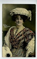 (Lb278-364) Actress Miss Marie Studholme 1906  Used G-VG